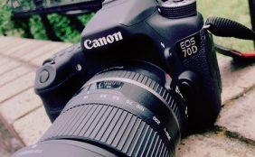 キャノン EOS70D