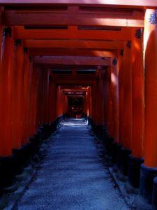 京都に行ったときの画像