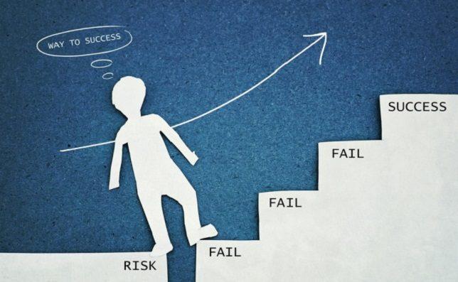 失敗を恐れるな