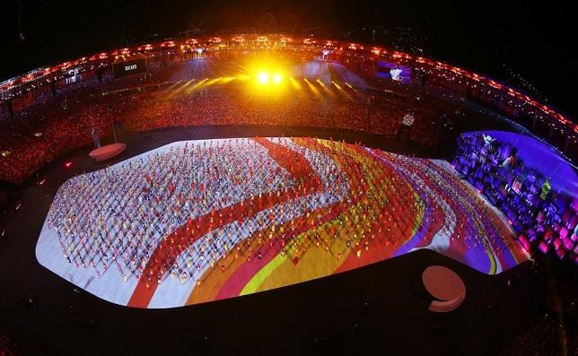 リオ五輪開会式
