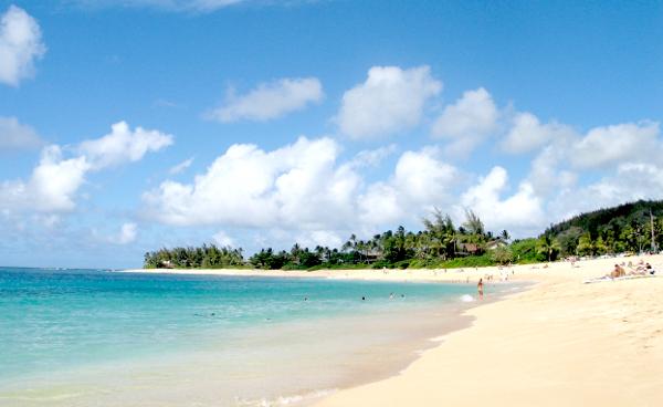 伊豆の砂浜