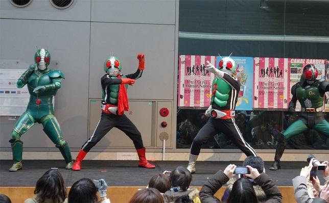 仮面ライダーショー